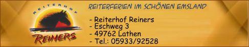 Reiterhof Reiners - http://www.reiterhof-reiners.de